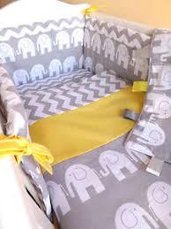 Cot Bedding Set Crib Or Cot Or Cot Bedding Set Grey Elephant Zig Zag 100 Cotton