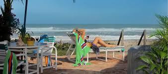 florida beach house rentals indialantic fl oceanfront cottage