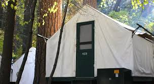 tent cabin yosemite national park 2 day overnight tour with tent cabin