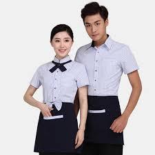 uniforme femme de chambre hotel hôtel uniforme d été femme et homme de ménage vêtements manches