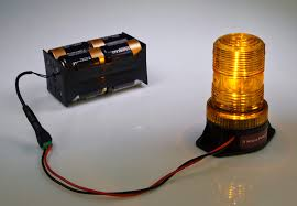 battery powered light bulb socket 12v dc battery power supply 8 cell d battery holder battery and