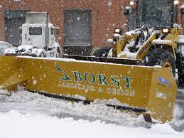 commercial snow plowing rates in bergen county