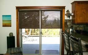 Solar Shades For Patio Doors Solar Shades For Doors Retractable Solar Screen For