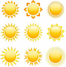 original sun designs free vector in adobe illustrator ai ai