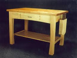 maple kitchen island u003e montana fine furniture u003e handmade furniture