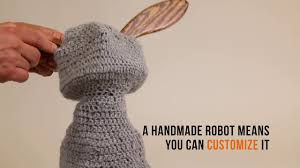 Design Your Own Home Inside And Out by Blossom A Handcrafted Social Robot Soft Inside And Out Youtube
