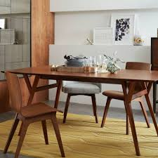 dining tables danish modern dining table with leaves mid century
