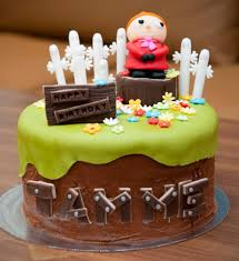 moomin themed my birthday celebration cake cakes