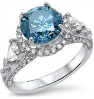 colored engagement rings yellow diamond rings colored diamond rings blue diamond