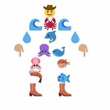 Emoji Meme - emoji sheriff meme on twitter popsugar news