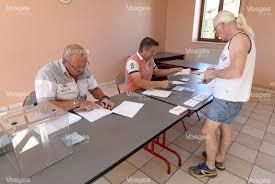 tenir un bureau de vote edition d epinal première circonscription d epinal alisson