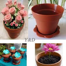 popular cupcake flower pot buy cheap cupcake flower pot lots from