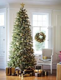 decorated slim trees ideas designcorner