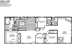 Titan Mobile Home Floor Plans Titan Modular Model 988 Moore U0027s Homes