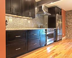 Kitchen Cabinets New York Contemporary City Loft Contemporary Kitchen New York By