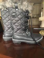 sorel tofino womens boots size 9 sorel s canvas boots ebay