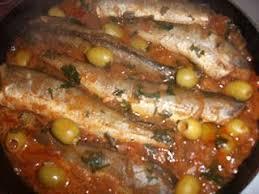 des recettes de cuisine algerien tajine de poisson aux olives samira tv recette cuisine samira tv