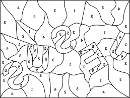 color number find jesus name 464788 â coloring pages for free