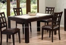 espresso dining room set lovely design espresso dining table set all dining room