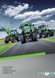 6 series stage 4 tier4 final brochure english by deutz fahr