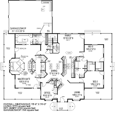 ranch house floor plans with wrap around porch plan 77126ld wrap around porches craftsman ranch sitting area