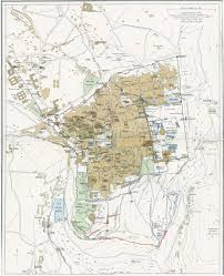 Beirut On Map Map Of Jerusalem S Map Of The Temple Mount Map Of Bahrain Map