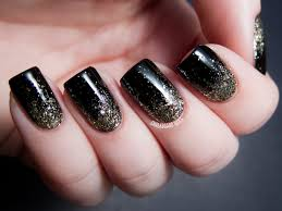 25 best ideas about black nail tips on pinterest matte black