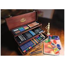 royal u0026 langnickel artist premier drawing u0026 sketching set 134
