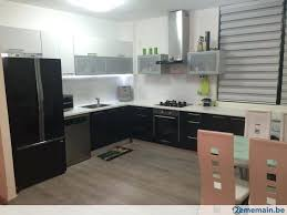 meuble de cuisine noir cuisine noir laque pas cher elements bas meuble cuisine bas 120 cm