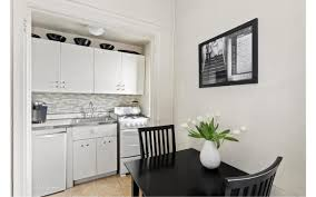 how to use space in small kitchen how to maximize space in a small nyc kitchen