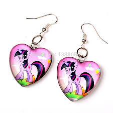 my pony earrings fashion brand children earrings my pony jewelry