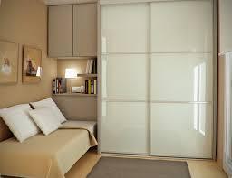 bedrooms modern wardrobe door design of shaker panel amp mirror