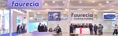 global leader in automotive equipment faurecia