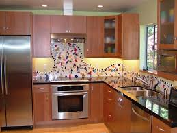 mosaic tile backsplash kitchen remodel marin design build