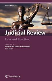 judicial review law and practice 2nd edition lexisnexis uk