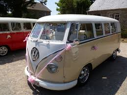 Wedding Hire Cornwall Vw Camper And Beetle Wedding Hire Picture And Photo Gallery