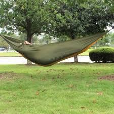 aotu at6737 2 person parachute nylon fabric hammock 22 69 online