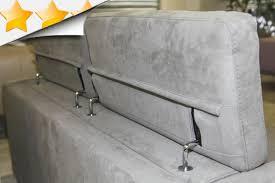 canapé 3 places tissu gris fixe canapé 3 places tissu gris 990 00 par attraction canapés