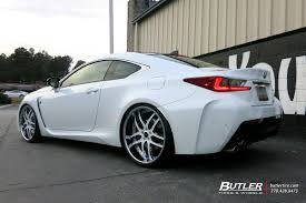 lexus rcf wheels lexus rcf with 22in savini bs2 wheels exclusively from butler