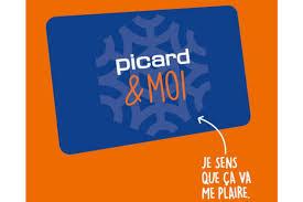 picard surgeles siege picard lance sa carte de fidélité frais ls et produits surgelés