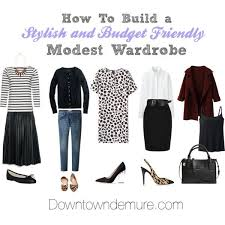 Build A Wardrobe On A Budget Fashion Essentials Every | 1760 best wardrobe knowledge images on pinterest fashion tips