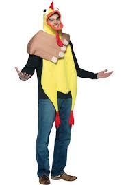 chicken halloween costumes choking the chicken costume funny fancy dress escapade uk