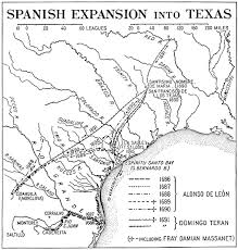 Map Of San Antonio Texas The Texas Shoreline Was First Viewed By A Spaniard In 1519 And