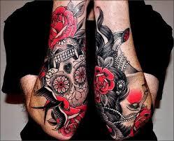 tattoos designs for men half sleeves men tattoos designs