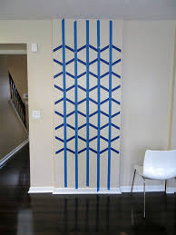 Diy Painting Walls Design Wall Paint Design Ideas With Tape