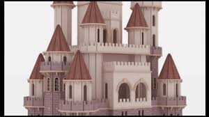 stupendous 11 dollhouse castle plans free doll house home array