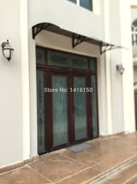 Glass Awning Design Front Doors Fascinating Awning Front Door For Ideas Copper