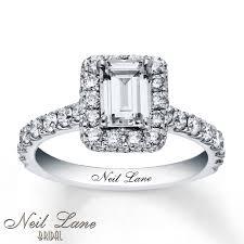neil engagement ring neil engagement ring 2 ct tw diamonds 14k white gold