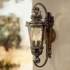 Antique Outdoor Lights by Casa Marseille 21 1 2