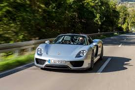 gold porsche 918 the explosive mixture porsche 918 spyder extreme test drive or a